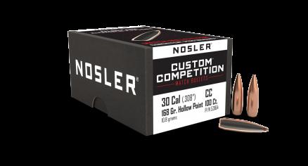30 Caliber 168gr HPBT Custom Competition (100ct)