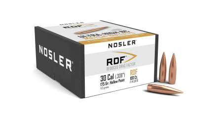 30 Caliber 175gr RDF (100ct)