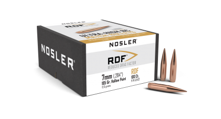 7mm 185gr RDF (100ct)