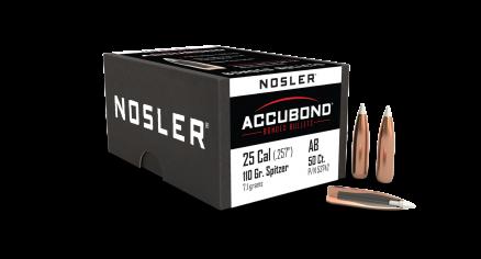 25 Caliber 110gr AccuBond (50ct)