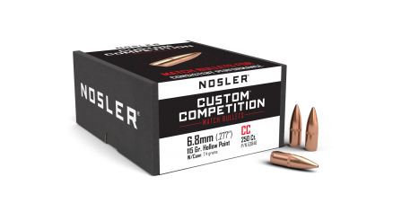 6.8mm 115gr HPBT Cann .530 Custom Competition (250ct)