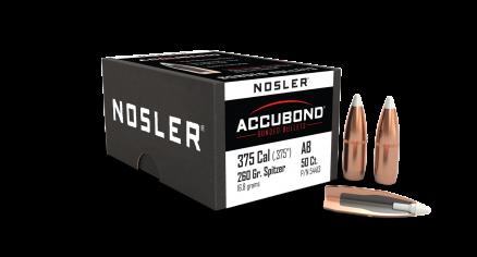 375 Caliber 260gr AccuBond (50ct)