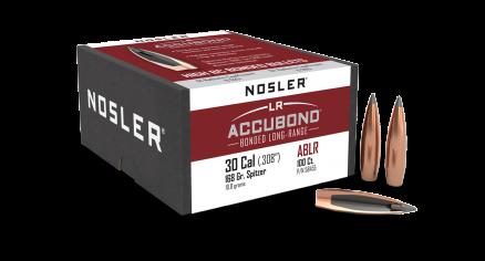 30 Caliber 168gr AccuBond® Long Range