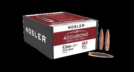 6.5mm 142gr AccuBond Long Range (100ct)