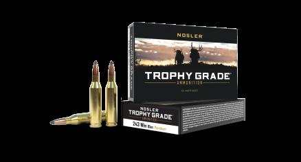 243 Win 85gr Partition Trophy Grade Ammunition