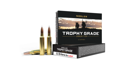 6.5-284 Norma 130gr AccuBond Trophy Grade Ammunition