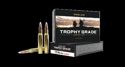 270 Win 130gr AccuBond Trophy Grade Ammunition