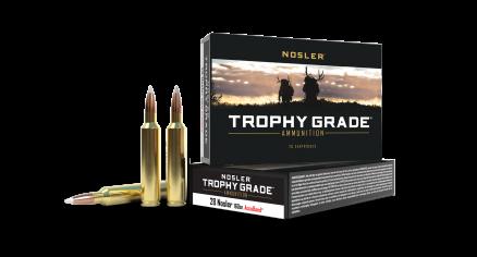 28 Nosler 160gr AccuBond Trophy Grade Ammunition