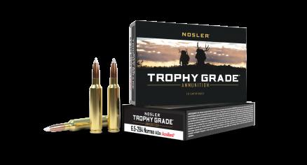 6.5-284 Norma 140gr AccuBond Trophy Grade Ammunition