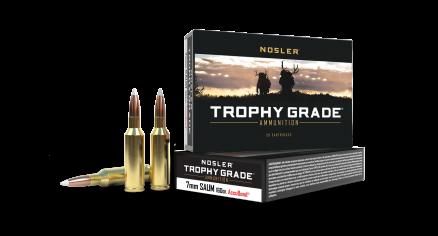 7mm SAUM 160gr Accubond Trophy Grade Ammunition