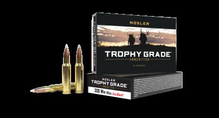 308 Win 165gr AccuBond Trophy Grade Ammunition