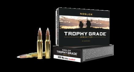 308 Win 150gr AccuBond Trophy Grade Ammunition
