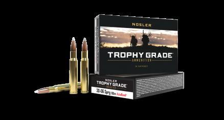 30-06 Springfield 165gr Accubond Trophy Grade Ammunition