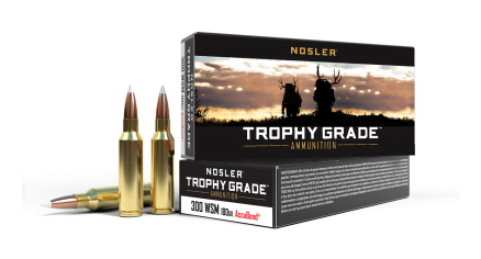300 WSM 180gr Accubond Trophy Grade Ammunition