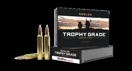 300 RUM 180 AccuBond Trophy Grade Ammunition