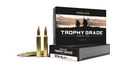 300 Win Mag 200gr Partition Trophy Grade Ammunition