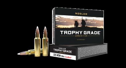 325 WSM 200 AccuBond Trophy Grade Ammunition