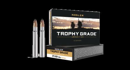 375 H&H Mag 260gr Partition Trophy Grade Ammunition