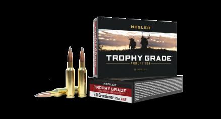 6.5 Creedmoor 129gr AccuBond Long Range Trophy Grade Ammunition
