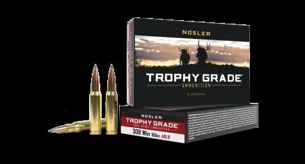 308 Win 168gr AccuBond Long Range Trophy Grade Ammunition