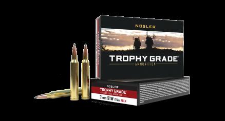 LR 7mm STW 175 gr AccuBond Long Range Trophy Grade Ammunition