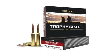 6.5 Creedmoor 142gr AccuBond Long Range Trophy Grade Ammunition