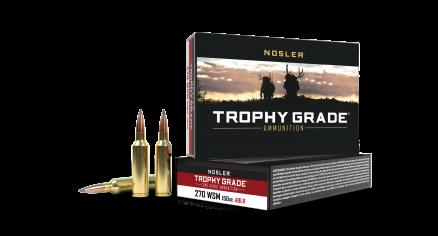270 WSM 150gr AccuBond Long Range Trophy Grade Ammunition