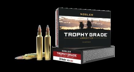 26 Nosler 142gr AccuBond Long Range Trophy Grade Ammunition