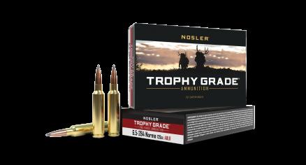 6.5-284 Norma 129 AccuBond Long Range Trophy Grade Ammunition