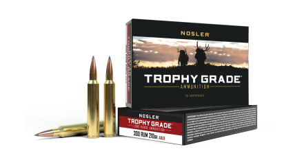 300 RUM 210gr AccuBond Long Range Trophy Grade Ammunition