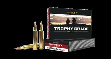 30-378 Wby Mag 210gr AccuBond Long Range Trophy Grade Ammunition