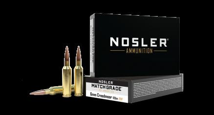 6mm Creedmoor 105gr RDF Match Grade Ammunition