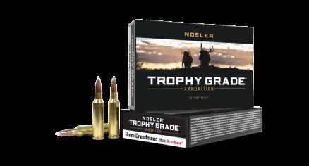 6mm Creedmoor 90gr AccuBond Trophy Grade Ammunition