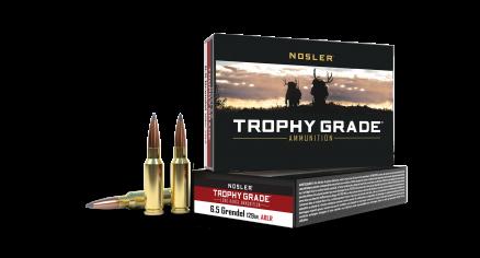 6.5mm Grendel 129gr AccuBond Long Range Trophy Grade Ammunition