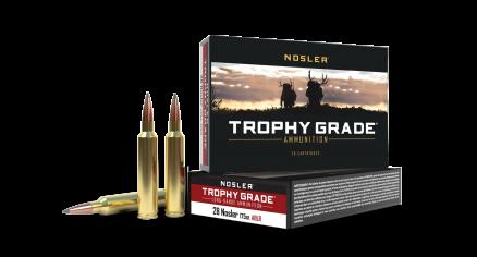 28 Nosler 175gr AccuBond Long Range Trophy Grade Ammunition