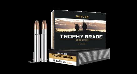 416 Remington Mag 400gr Partition Trophy Grade Ammunition