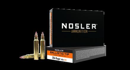 204 Ruger 40gr Ballistic Tip Varmint Ammunition