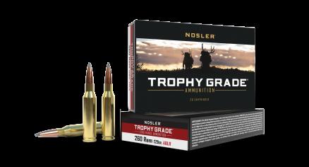 260 Rem 129gr AccuBond Long Range Trophy Grade Ammunition