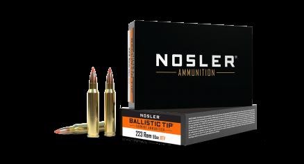 223 Remington 55gr Ballistic Tip Varmint Ammunition