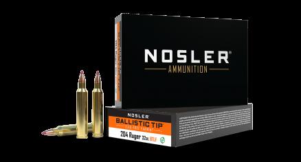 204 Ruger 32gr Ballistic Tip Lead Free Varmint Ammunition