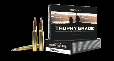 270 Win 150gr Partition Trophy Grade Ammunition