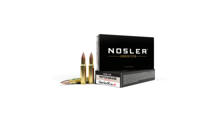 6.8mm SPC 115gr Custom Competition Match Grade™ Ammunition