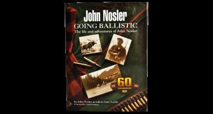 Going Ballistic Paperback Book