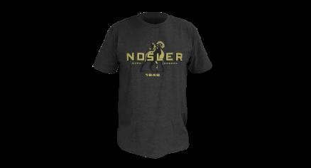 Nosler Sheep Logo T-Shirt - Charcoal