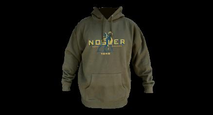 Nosler Sheep Logo Hoodie - Army Green