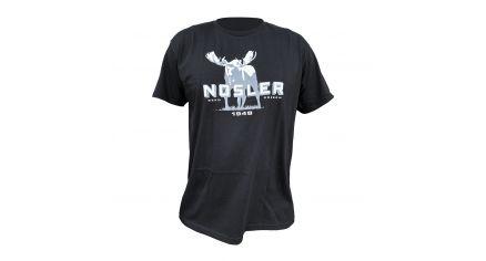 Nosler Moose Logo Tee - Black