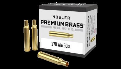 270 Win Premium Brass (50ct)