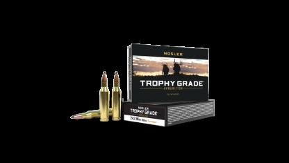 243 Win 100gr Partition Trophy Grade Ammunition