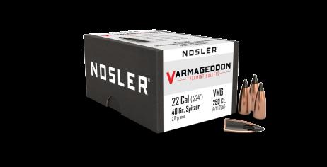 22 Caliber 40gr FB Tipped Varmageddon (250ct)