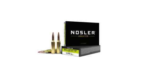 6.5 PRC (Precision Rifle Cartridge) 140gr Ballistic Tip® Ammo (20ct)